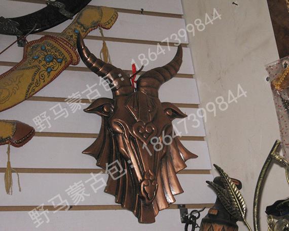 呼和浩特蒙古雕塑