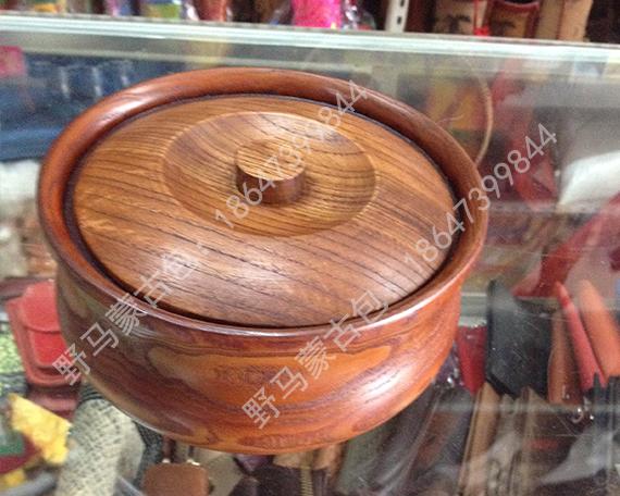 木碗酸奶桶