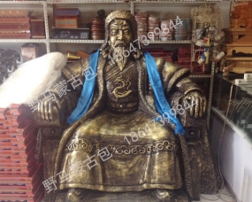 内蒙古雕像