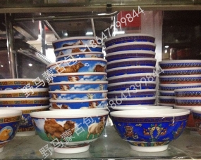 蒙古族餐具