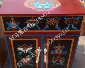 传统蒙古家具