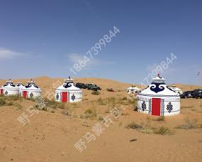 呼市蒙古包多少钱
