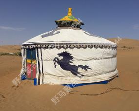 呼市蒙古包