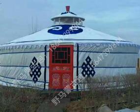 呼和浩特蒙古包